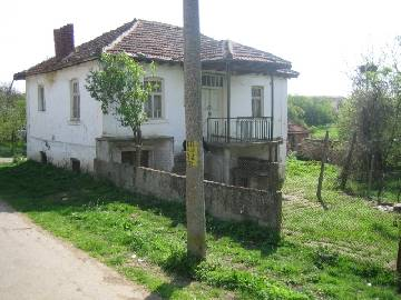PL 316 Cheap Beauty 65km far from Burgas with vast plot and great Panoramic views!Two storey house in old folk style, huge plot of land, Top Location, Excellent value for money!