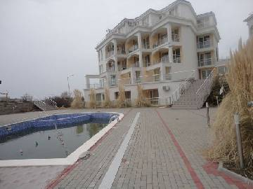 VL 952 1 Bedroom apartment in the center of St. Vlas, calm area, 5min from the beach!!!