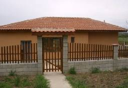 Brand new home 30km to Dobrich -  well-developed village!!!