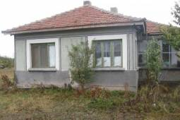 EXCELLENT BUY - solid house 110m2, big plot 500m2, AT THE EDGE OF THE VILLAGE!!! Recently Renovated roof, 1h drive to the SEA and Burgas Airport!!! REAL BARGAIN!