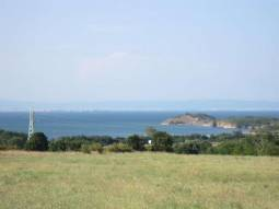 Nice Plot of land in Chernomorets SEA Resort, Holiday area of Chernomorets!