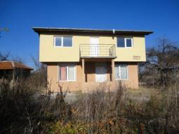 22km from Burgas and the SEA, NEWLY BUILT, HUGE PLOT 2600sq.m of land!!!