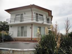 6KM from the SEA, Newly Built House, Fitted Kitchen, Private garden, Panoramic Views, 15min from the Airport, Swimming Pool
