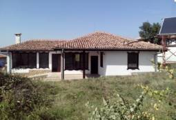 Newly Built Bungalow some 30min drive to Varna, 6km from Provadya, 3 bedrooms, Central HEATING System!!!