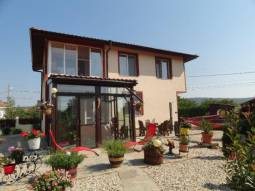 Excellent Ready to move in - 90 000Euros full purchasing price, 10min to the BEACH, Guest house, Brand new Home, Central Heating, New Barbeque area***TOP VILLAGE MONEY CAN BUY