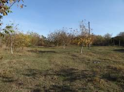 4 000sq.m of land, Bungalow, Barn, 29km from Burgas and the SEA, Big Well-Developed village, nice open Views, 8 800Euros price of the property***