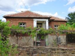 4 000sq.m of Land, Renovated Roof, 35min drive to Burgas, Top Village, SPACIOUS Home, Edge of Village Location, Stone outbuilding, EXCELLENT FARM Opportunity