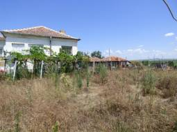 Excellent Condition, TWO HOUSES, 35min drive to the SEA, Open Views, Lovely Cute Property close to the main Highway!!!  2 000sq.m of land, Additional Outbuildings!!!