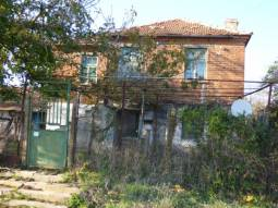 30min from Burgas, 4 bedrooms, SUPREME Location - Elevated part of the village with OPEN Panorama Towards the whole area., Edge of Village Location, Additional Big Outbuildings, Forest and River around the village