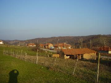 The house is situated in a charming village just 2 0k    m away from the town of   Simeonovgrad.