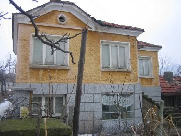 This charming property is situated in the outskirts of a friendly village, just 10 km from the   from Sliven.