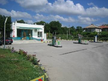 VL 604 Business offer for working Petrol/Gas station at excellent price 40min far from Burgas!